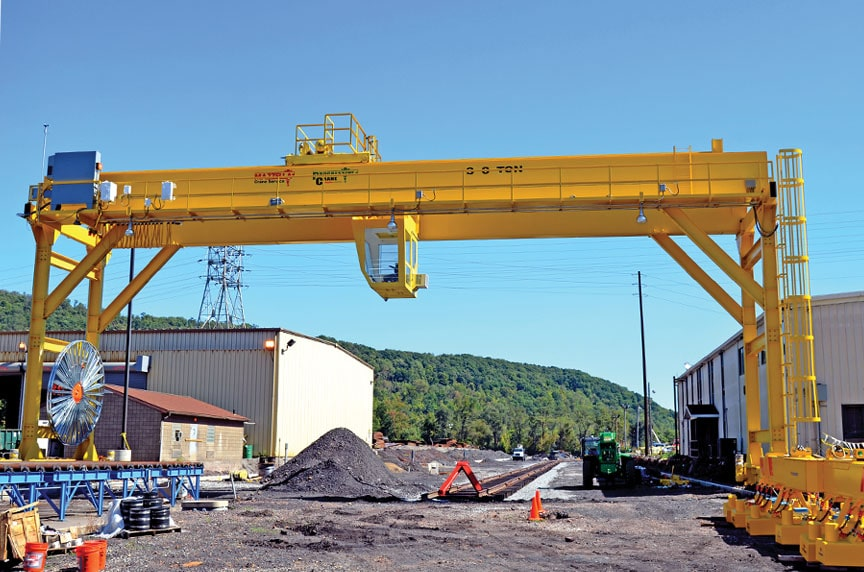 What is the Cost of an Overhead Crane: Engineered Gantry Crane