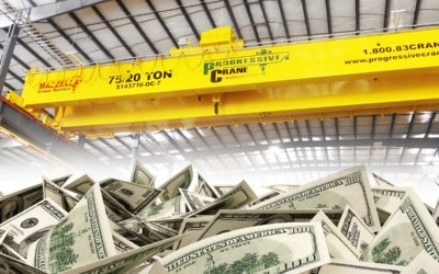 What is the Cost of an Overhead Crane: Featured