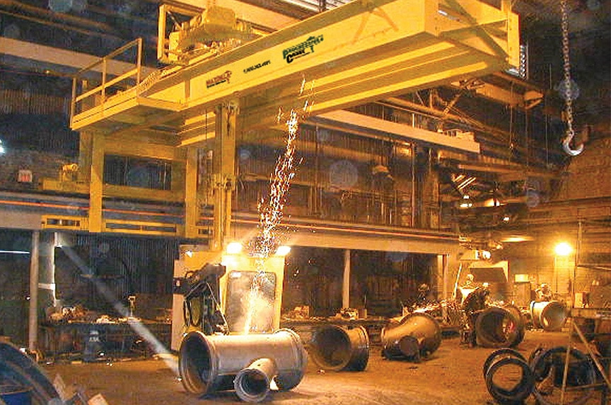 What is the Cost of an Overhead Crane: Engineered Jib Crane