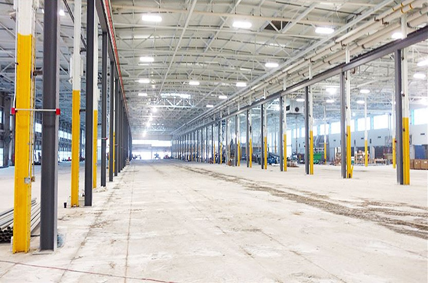 What is the Cost of an Overhead Crane: Runway