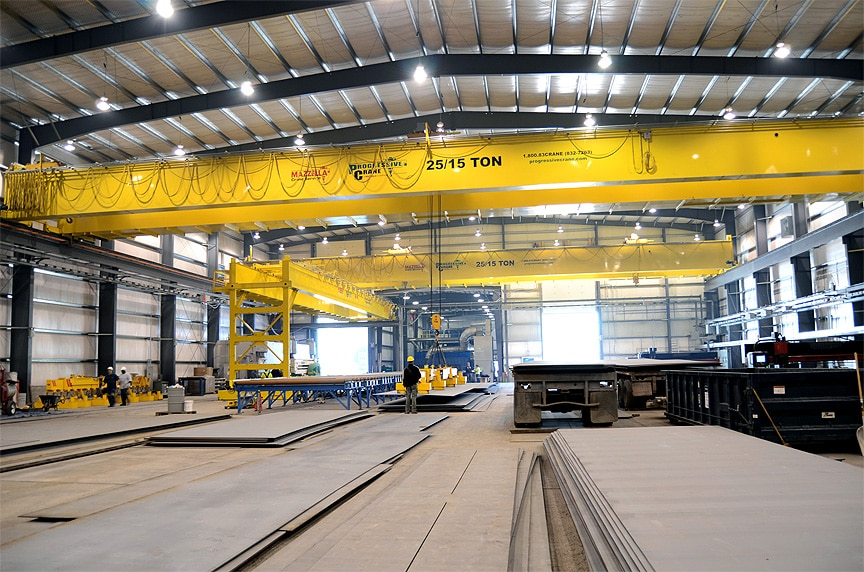 What is the Cost of an Overhead Crane: Crane Span