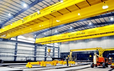 Which CMAA Overhead Crane Service Class is Best for Your Business: Featured