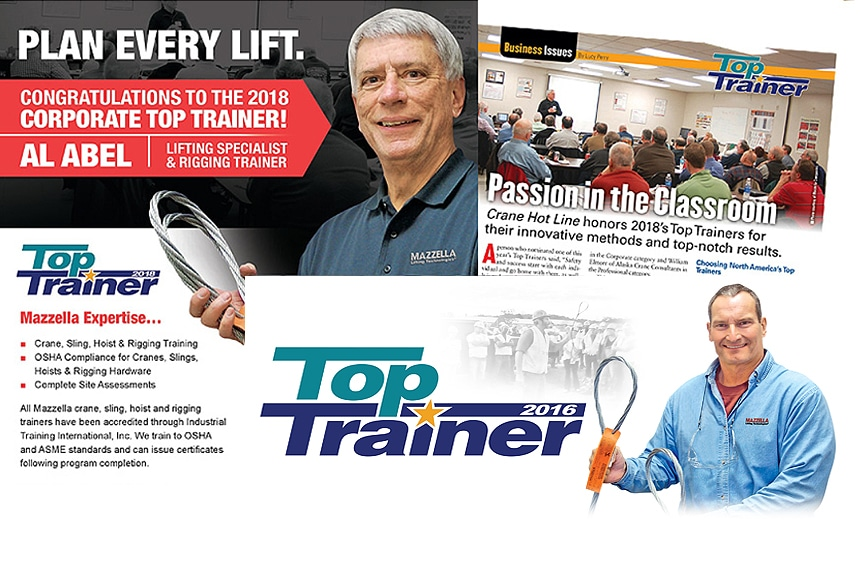 Why Pay for Lifting and Rigging Training When You Can Get it for Free: Top Trainers