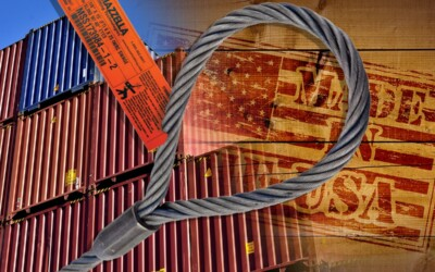 Wire Rope Slings: What Does Import and Domestic Really Mean: Featured