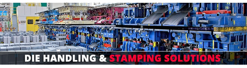 Year in Review: The 10 Best Lifting and Rigging Articles of 2018: Die Handling and Stamping