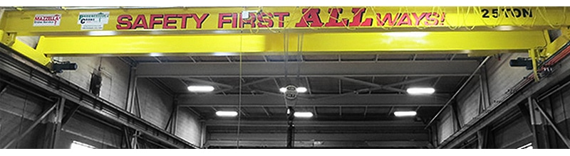 Year in Review: The 10 Best Lifting and Rigging Articles of 2018: Measuring Overhead Crane Span