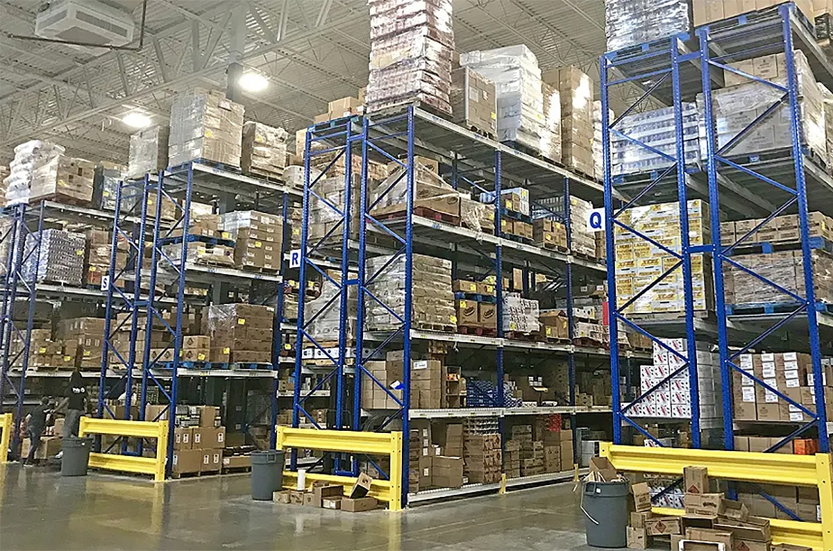 Structural vs. Roll Formed Pallet Racking: Advantages and Disadvantages