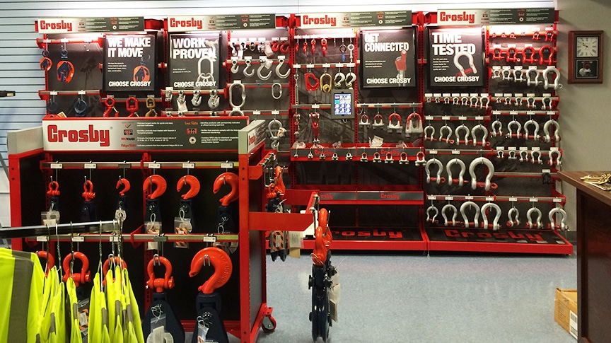 Indusco Opens Crosby Store Displays in Baltimore and Capitol Heights: Main