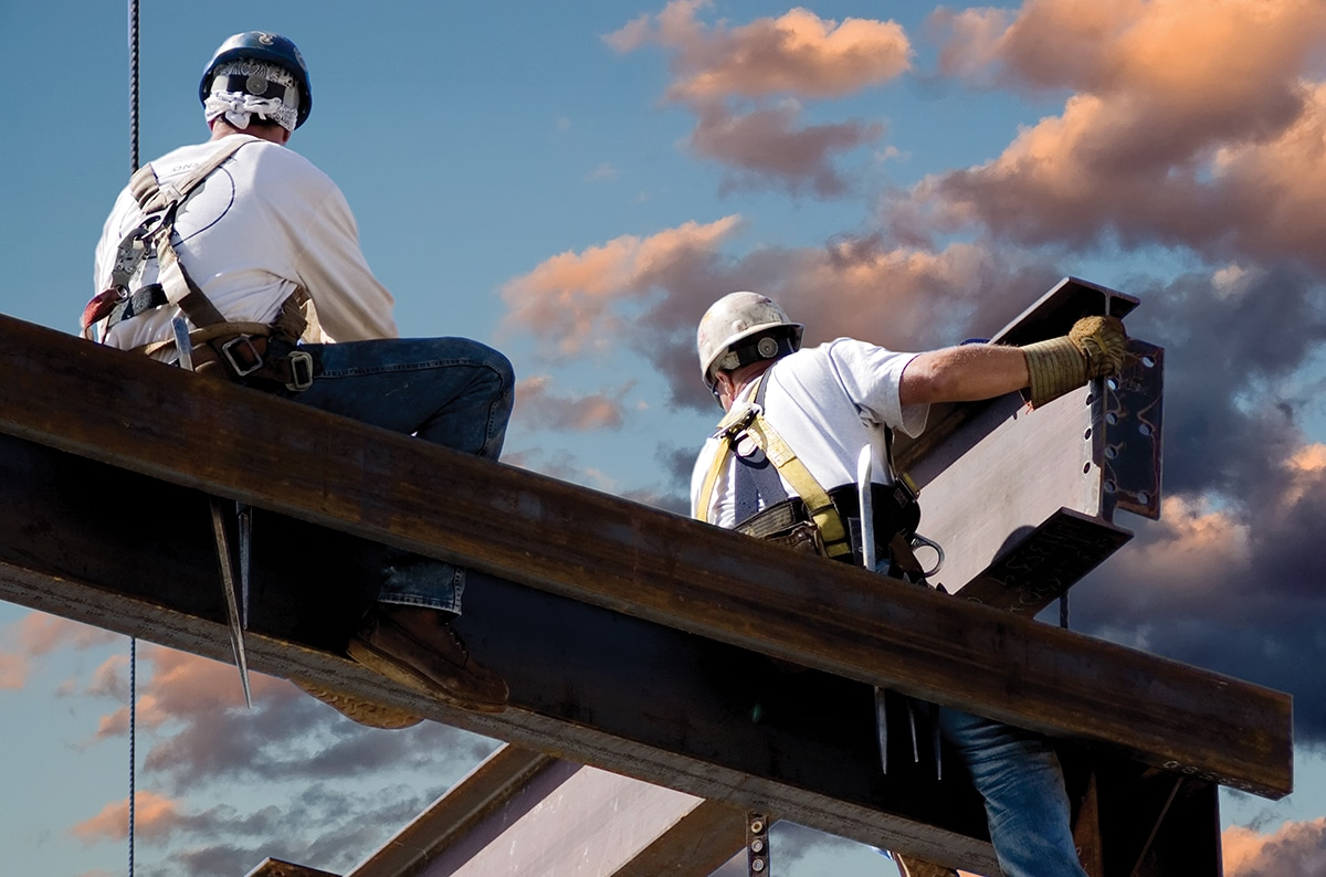 Mazzella Contributes to SEAA Article on Fall Protection for Ironworkers