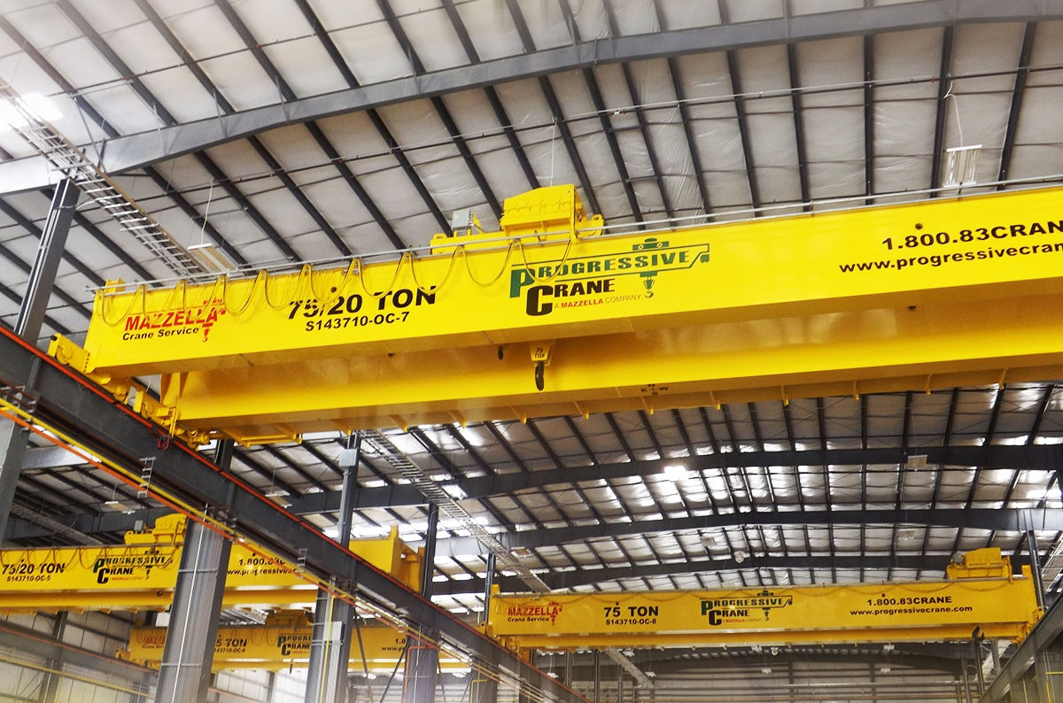 Mazzella Companies Launches Online Course for Overhead Crane Buyers