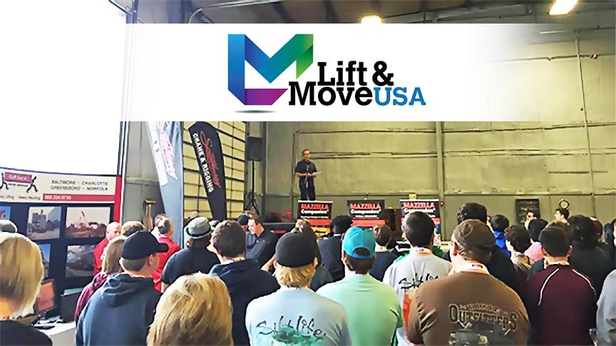 Mazzella Provides Sponsorship for Buckner's Lift & Move USA: Main