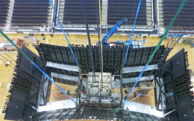 Mazzella Knocks Out Elaborate Scoreboard Upgrade at Quicken Loans Arena: Featured