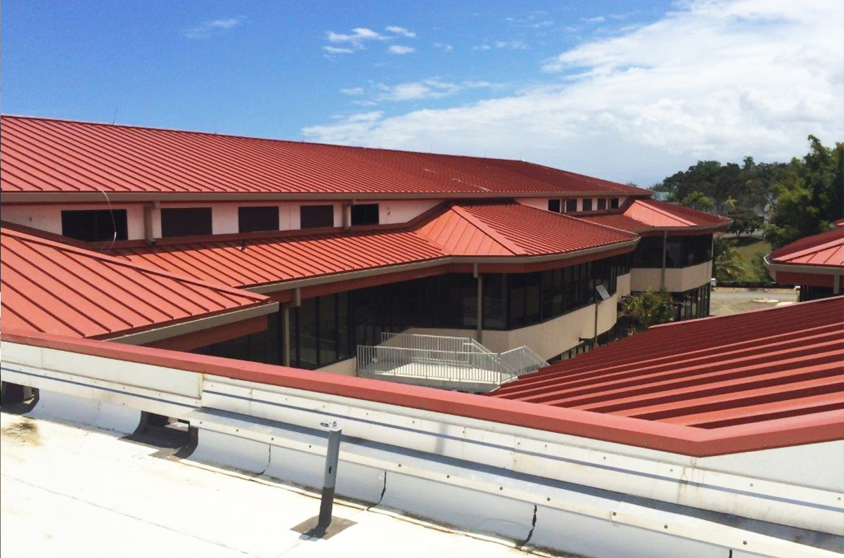 Sheffield Metals Completes Weathertight Warranty Project in Puerto Rico