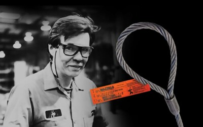 A Tribute to the World's Fastest Wire Rope Splicer: Featured