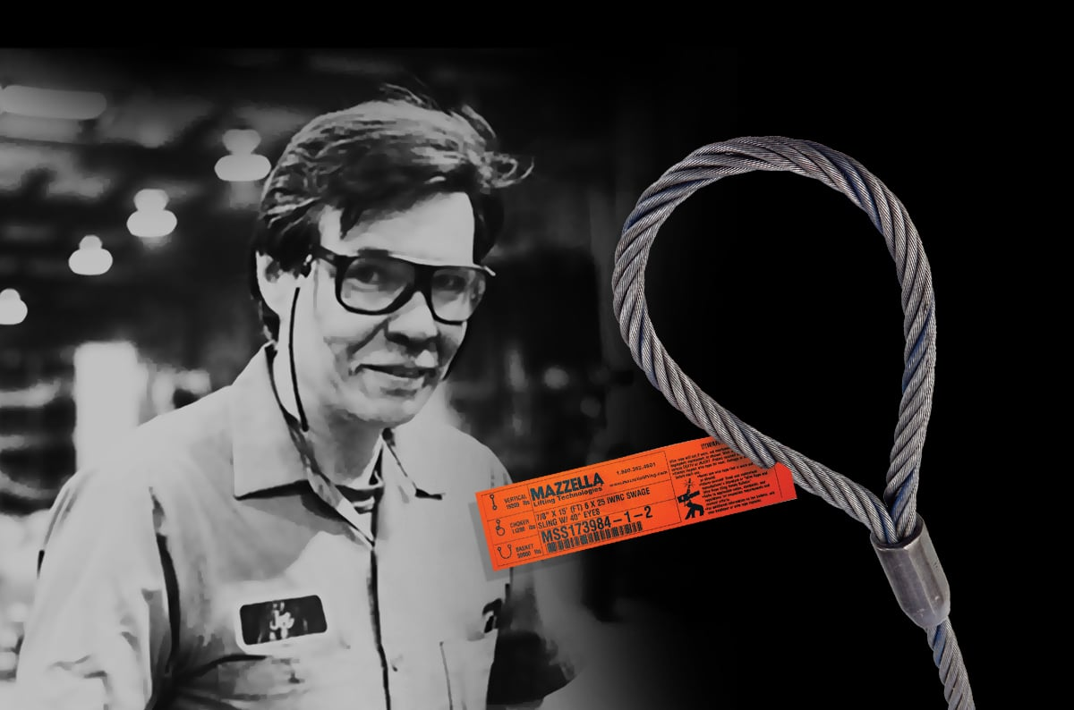 "A Tribute to James ""Jimmy the Jet"" Murray—the World's Fastest Wire Rope Splicer!"
