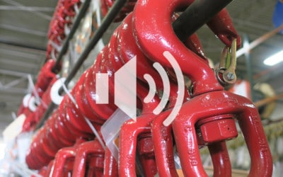 Does OSHA Require a Hook with a Safety Latch for an Overhead Lift: Podcast