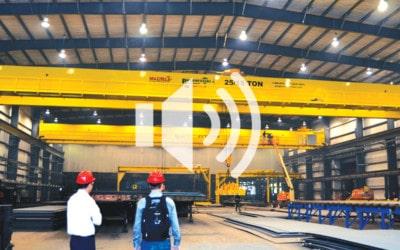 Overhead Bridge Cranes: Single Girder vs. Double Girder Design: Podcast