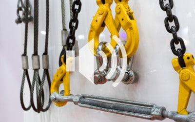 The Problem with Using Rigging Inspection Tags: Podcast