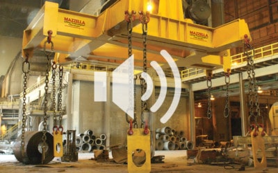 What You Should Know Before Buying a Below-the-Hook Lifting Device: Podcast
