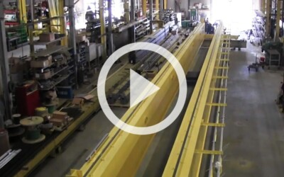 Different Types of Overhead Crane Systems for Material Handling: Video