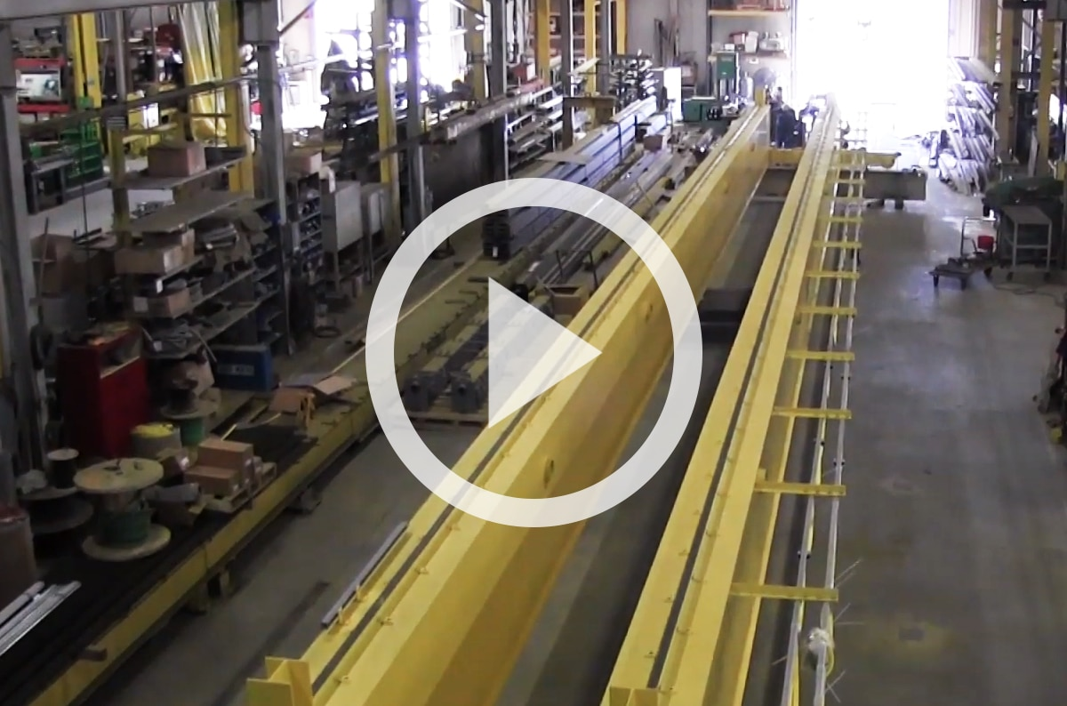 Different Types of Overhead Cranes for Material Handling Applications