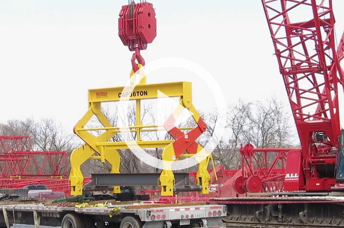 Does My Below-the-Hook Lifter Require Load Testing Before First Use?