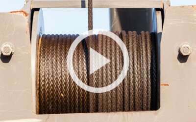 How Do You Extend the Life of an Industrial Wire Rope: Video