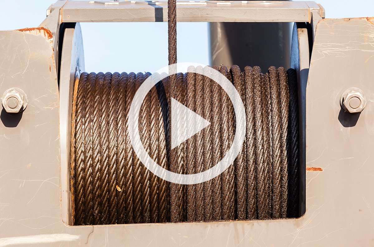 How Do You Extend the Service Life of an Industrial Wire Rope?