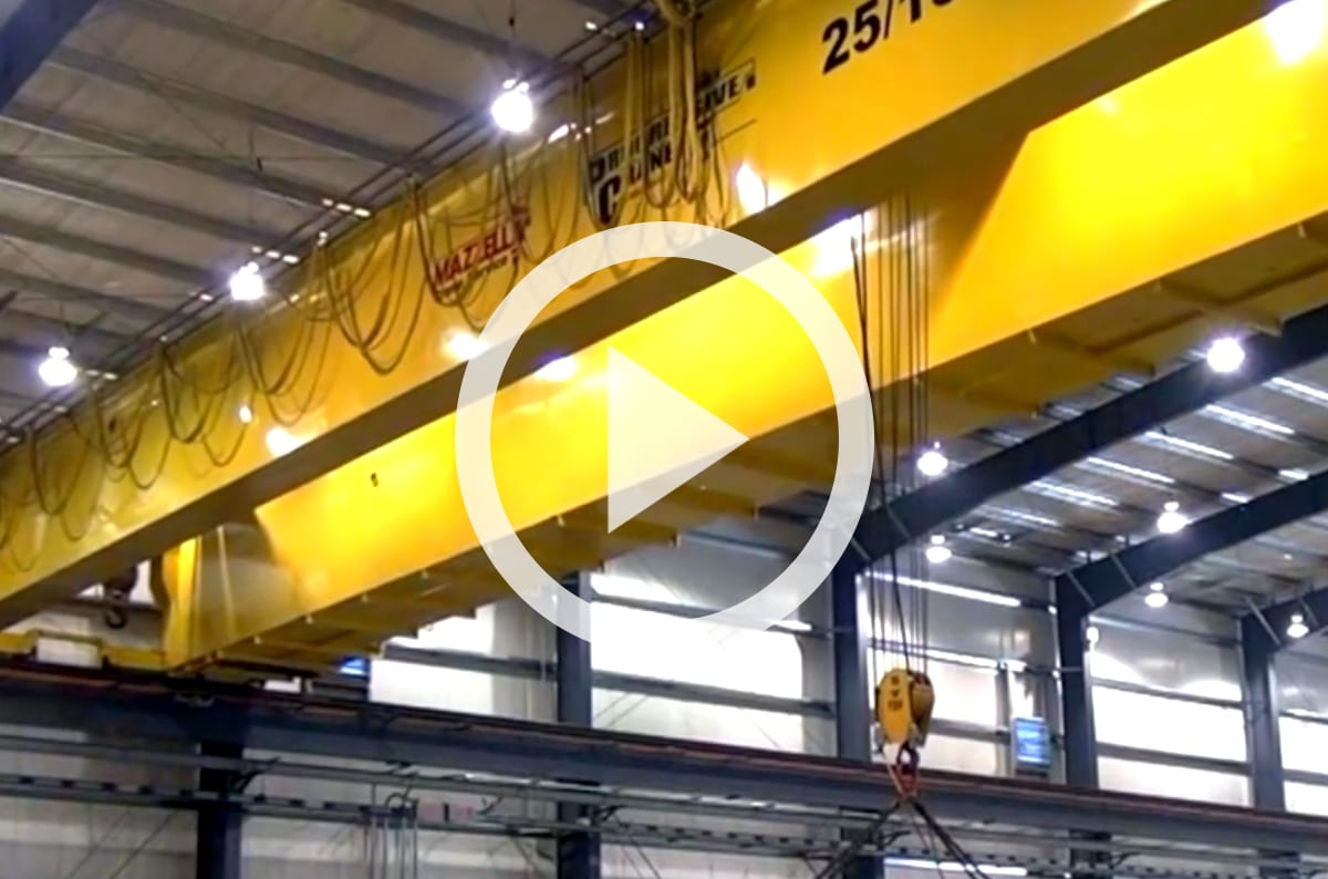 Single Girder vs. Double Girder Overhead Bridge Crane Design