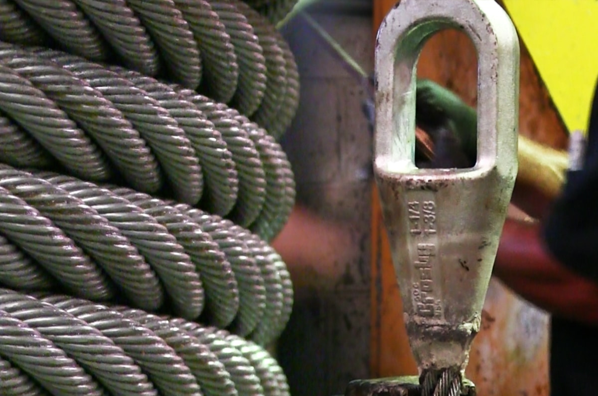 Wire Rope End Terminations: Sockets, Wire Rope Clips, and Splices