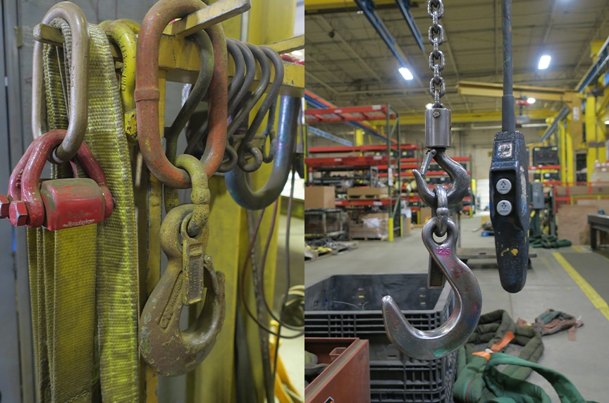 Master Links and Rings: Coupling Link and Master Link Rigging Configurations
