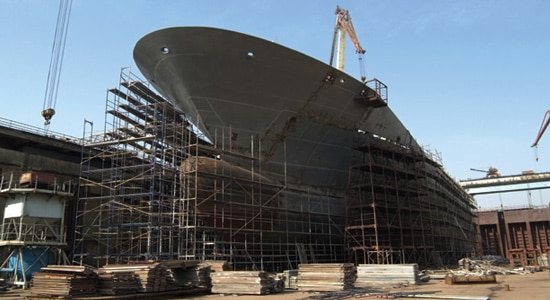 Mazzella Serves The Shipbuilding Industry
