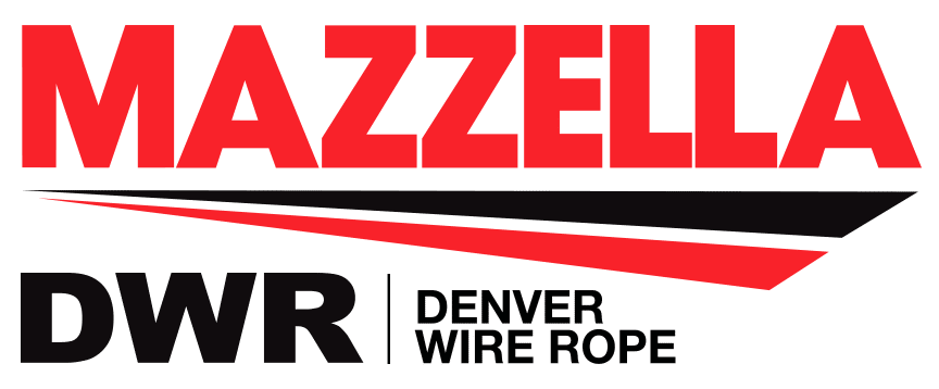 Mazzella Denver Wire Rope Logo
