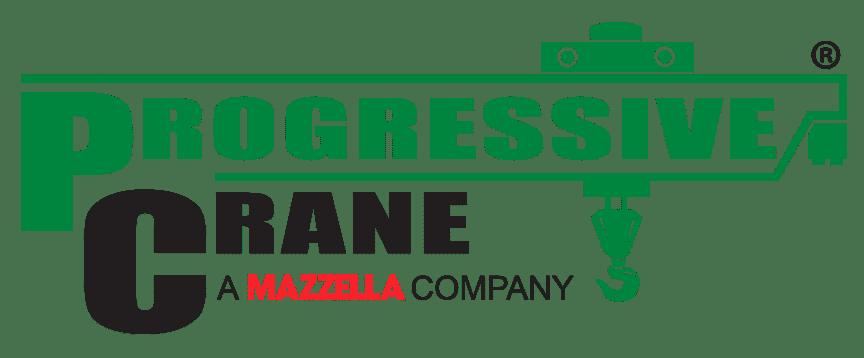 Progressive Crane Logo