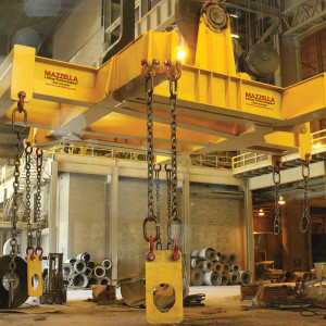 Below-The-Hook Lifting Devices