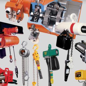 Hoists, Hoist Parts, & Repair