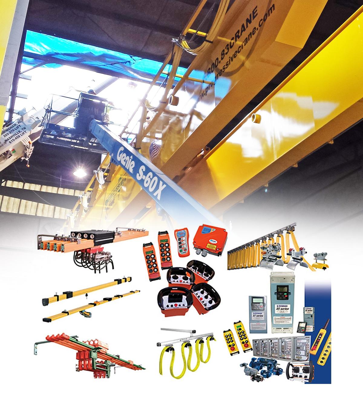 Overhead Crane Upgrades & Modernizations 2