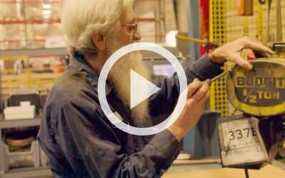Meet Our Hoist Repair Team Servicing Manual, Electric, and Air Hoists: Video