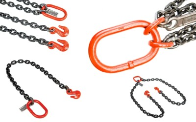 Chain Sling Configurations: Featured Image