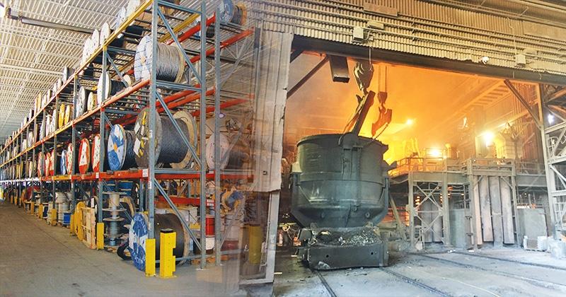 Mazzella Charlotte Steel Mill Program