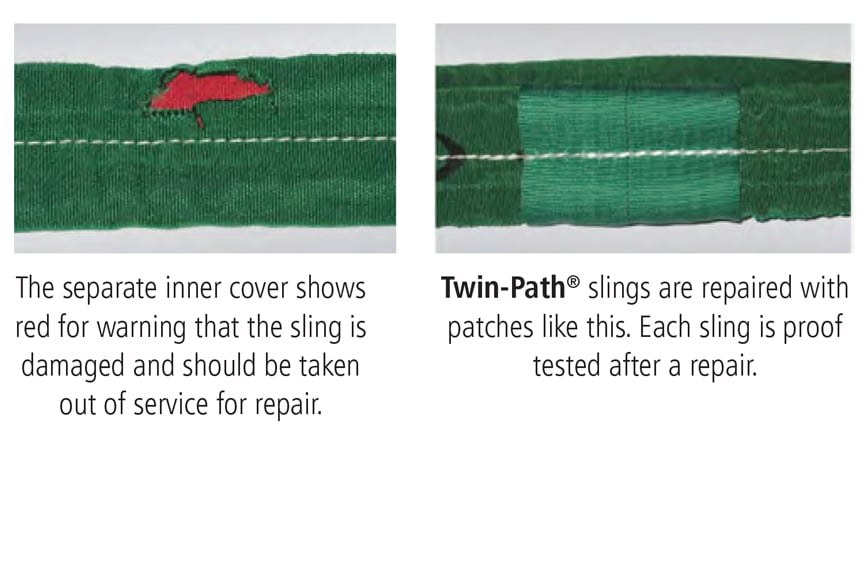 Twin-Path vs Wire Rope vs Chain: Outer Jacket Repairability