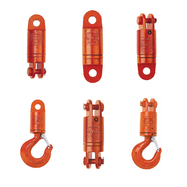 Swivels With Tapered Roller Thrust Bearing