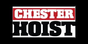 Chester Hoists Banner
