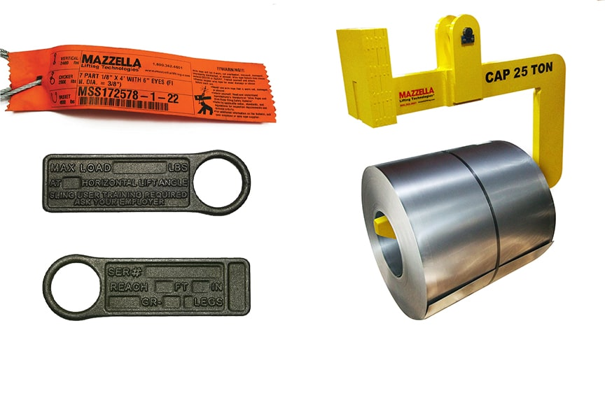 Common Rigging Problems: Capacity Tags and Labels