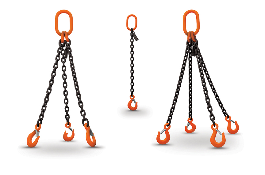 What Are the Different Grades of Chain: Grade 100 Alloy