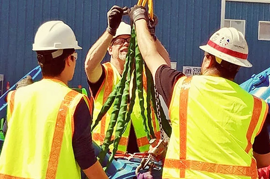 Rigging Definitions: Workers
