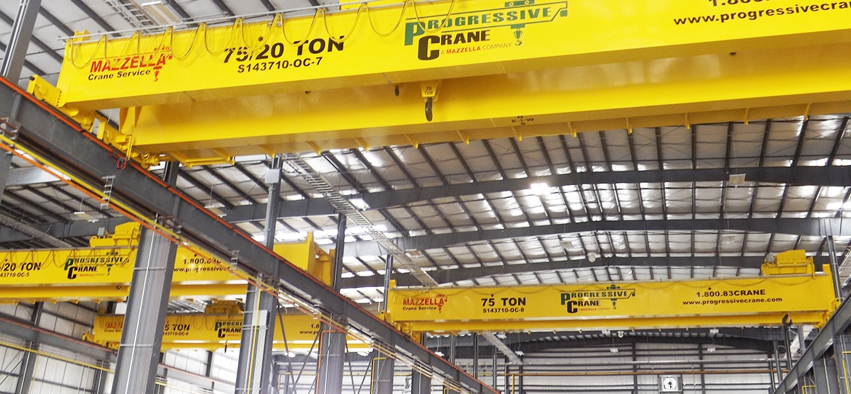 Buying A New Overhead Crane: Factors Affecting Crane Cost