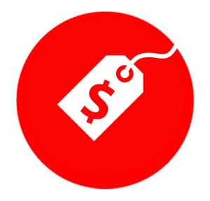 LiftingU: Cost Icon
