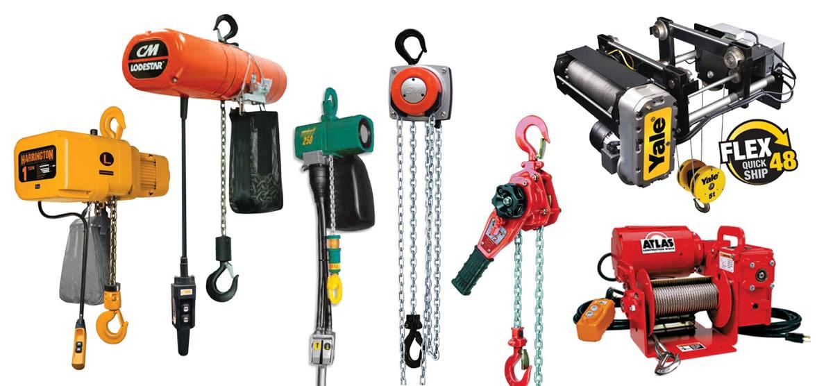 Overhead Crane Components: Hoist Types & Design