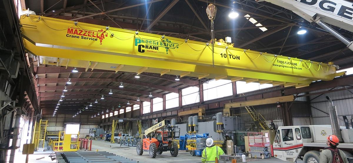 Overhead Crane Ownership: Crane Installation Process
